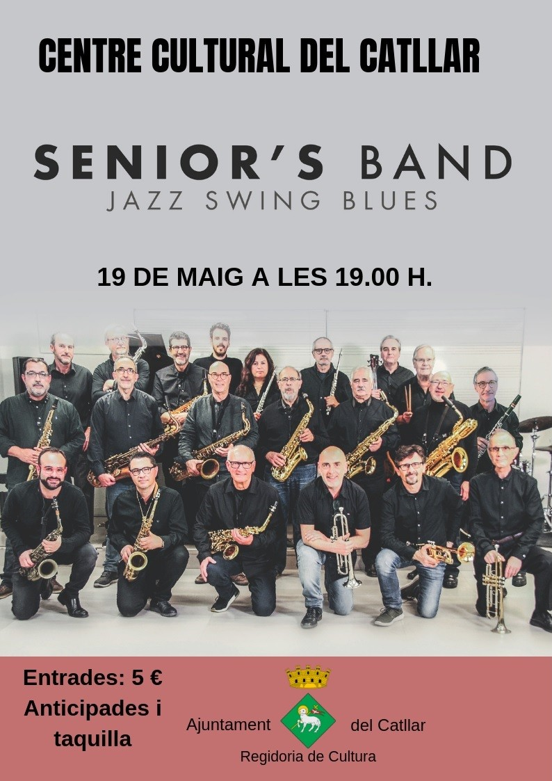 CONCERT AL CENTRE CULTURAL SENIOR'S BAND