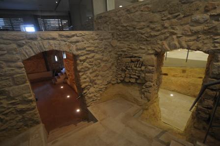 Inaguración del Centre d'Interpretació dels Castells del Baix Gaià