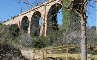 Pont del ferrocarril - El Catllar