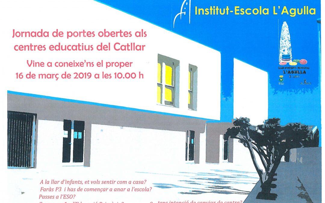 JORNADA DE PORTES OBERTES A LA LLAR D'INFANTS MUNICIPAL