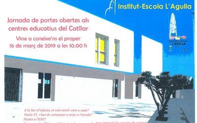 JORNADA DE PUERTAS ABIERTAS A LA LLAR D'INFANTS MUNICIPAL