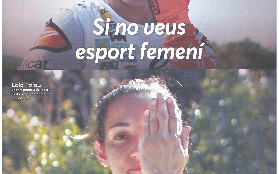 ESPORT FEMENÍ, NO TE'L PERDIS