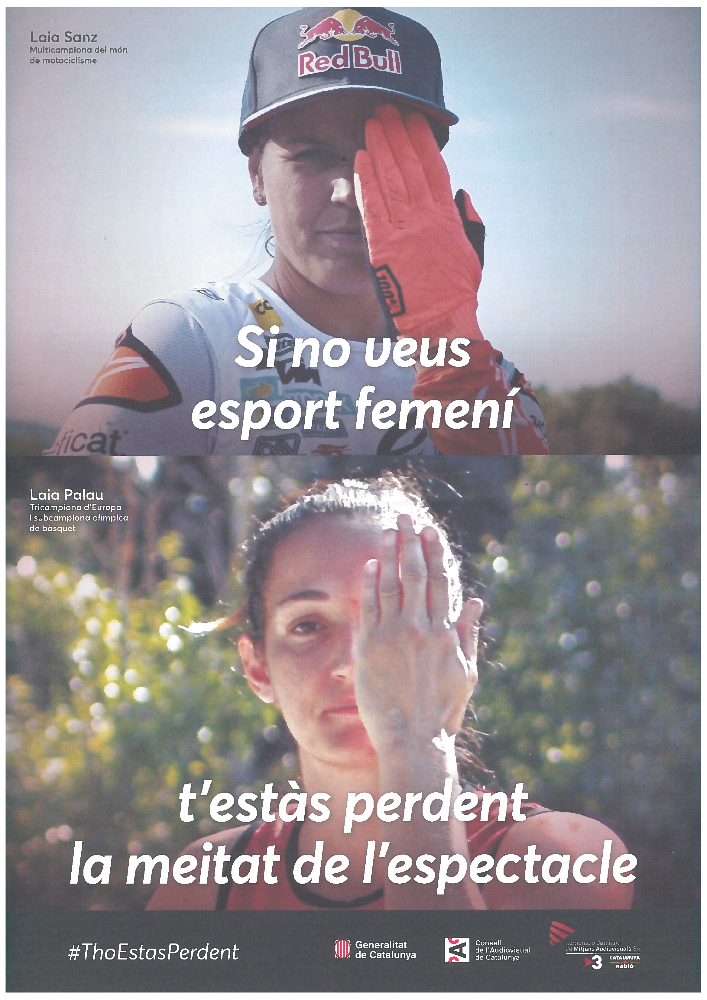 DEPORTE FEMENINO, NO TE LO PIERDAS