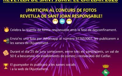 CONCURS DE FOTOGRAFIA REVETLLA SANT JOAN RESPONSABLE