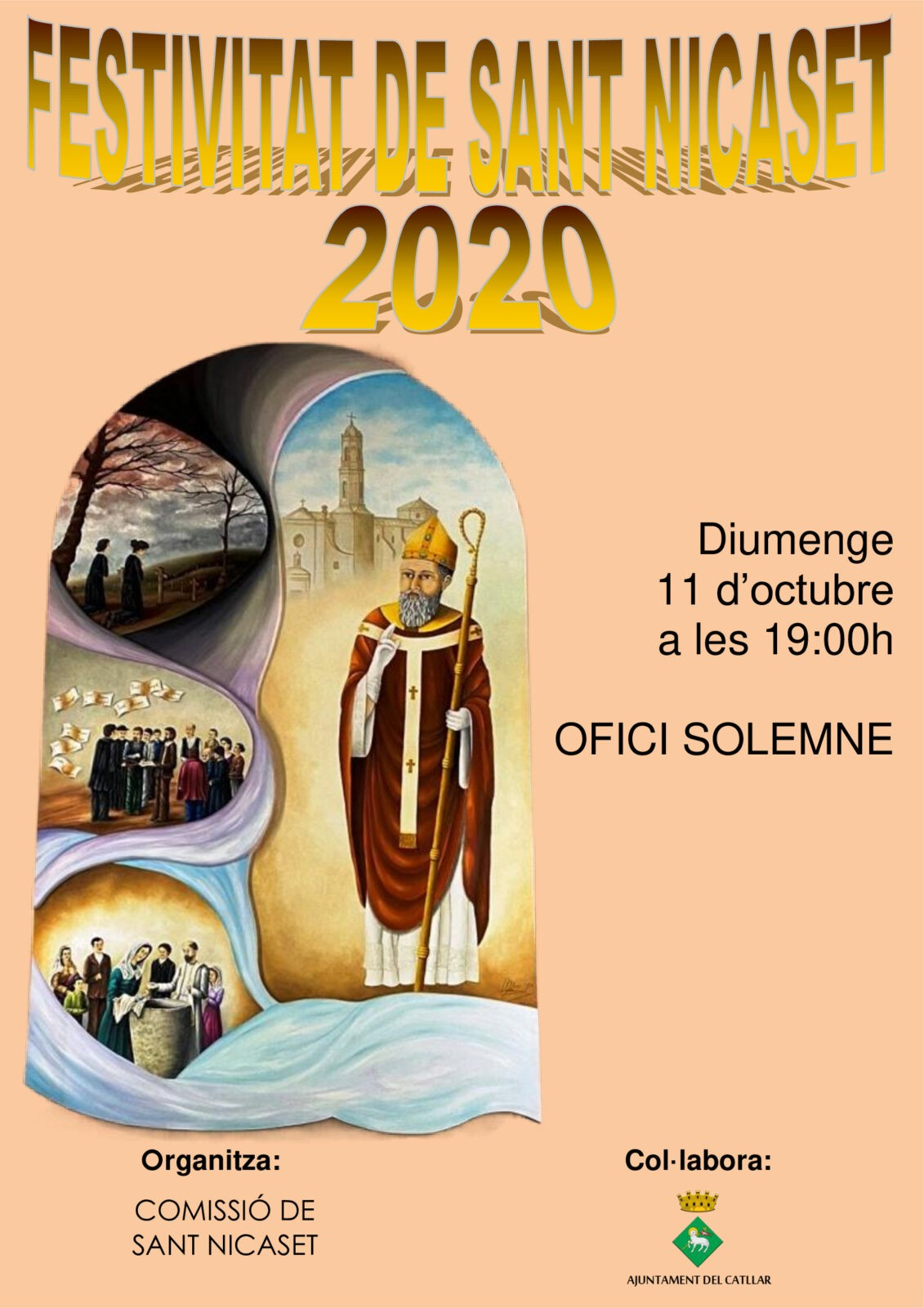 FESTIVITAT DE SANT NICASET 2020