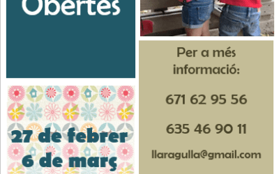 PORTES OBERTES LLAR D'INFANTS MUNICIPAL