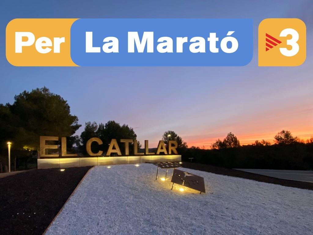 RECAPTACIÓ DEL CATLLAR PER LA MARATÓ DE TV3
