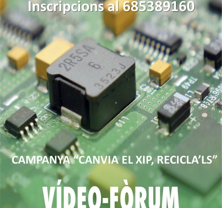 ACTIVITAT VÍDEO-FÒRUM. BIBLIOTECA MUNICIPAL DEL CATLLAR