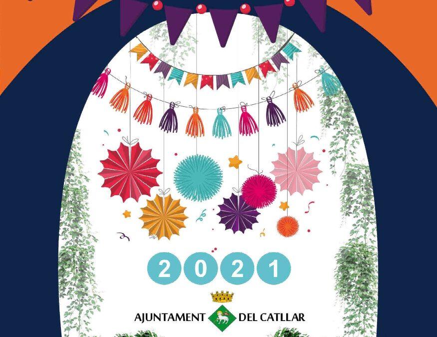 PROGRAMA FESTA MAJOR DEL CATLLAR 2021