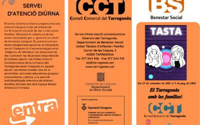 T.A.S.T.A: TALLERS D'ACCIÓ SOCIOEDUCATIVA DEL TARRAGONÈS