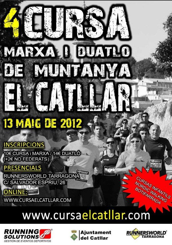 """CARRERA DE MONTANYA """"EL CATLLAR"""""""