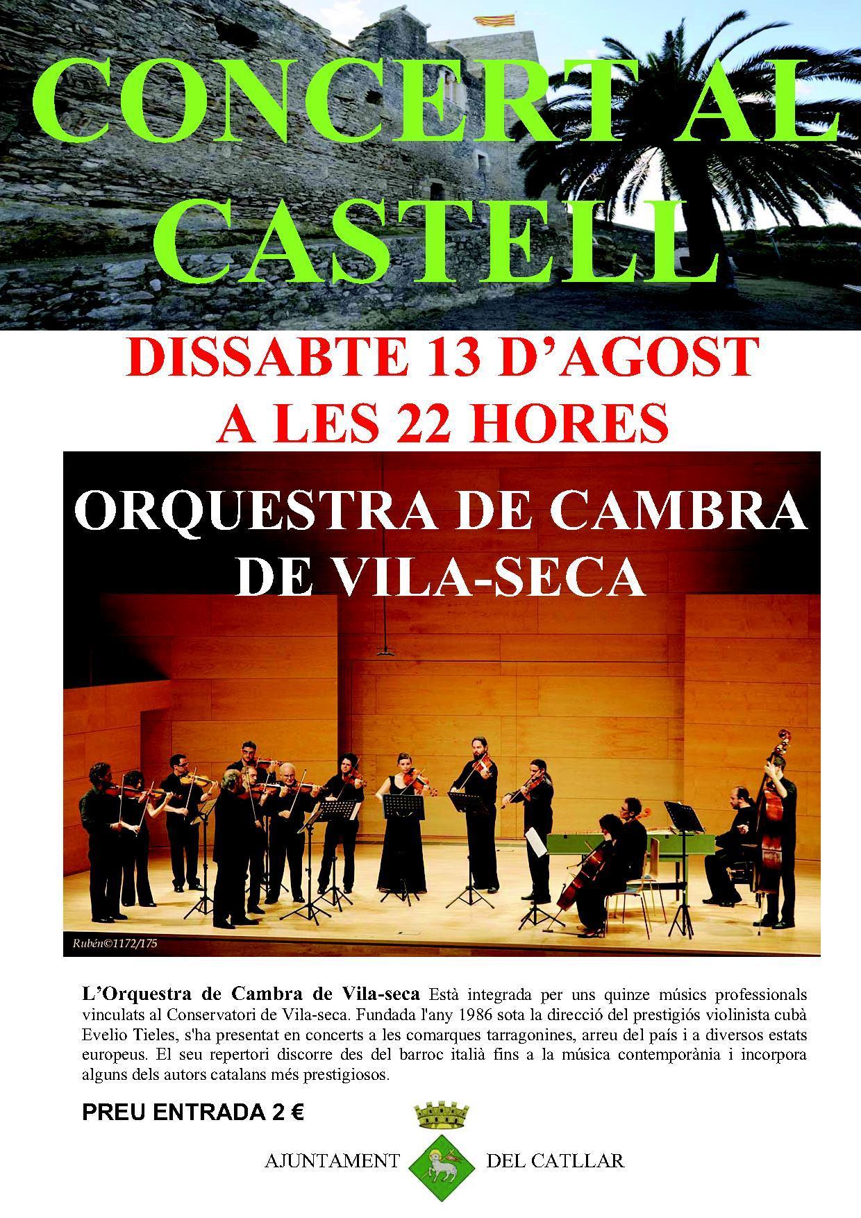 Concert al Castell