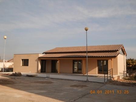 Centro social a la urbanització Pins Manous
