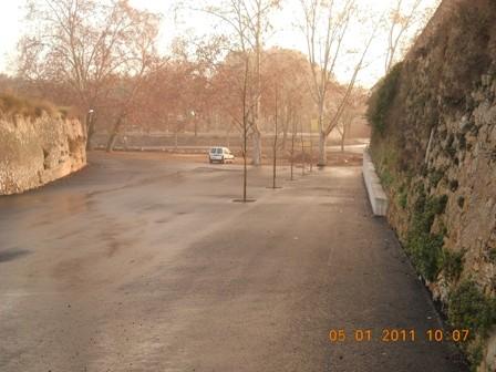 Reurbanització del cami de la font i a la Torre d'enn Guiu