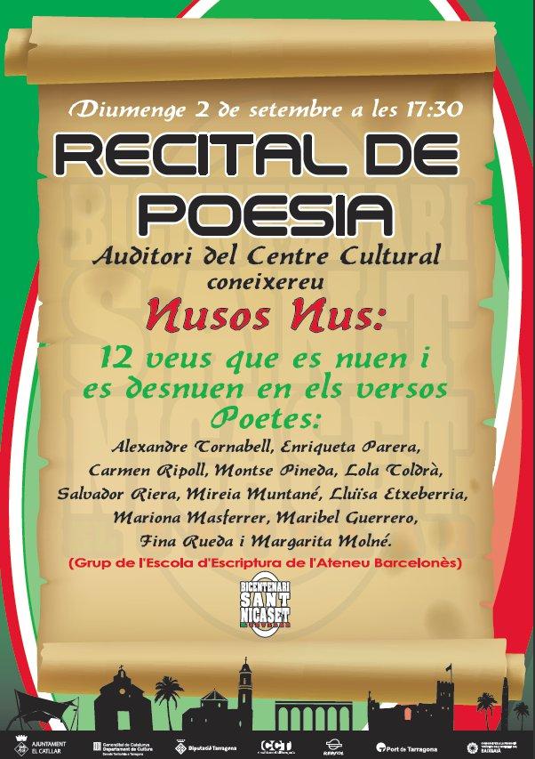 RECITAL DE POESIA