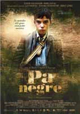 """Cine: Proyección de la película """"Pan negro"""" en catalàn"""