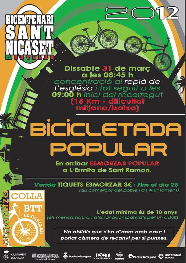 BICICLETADA POPULAR