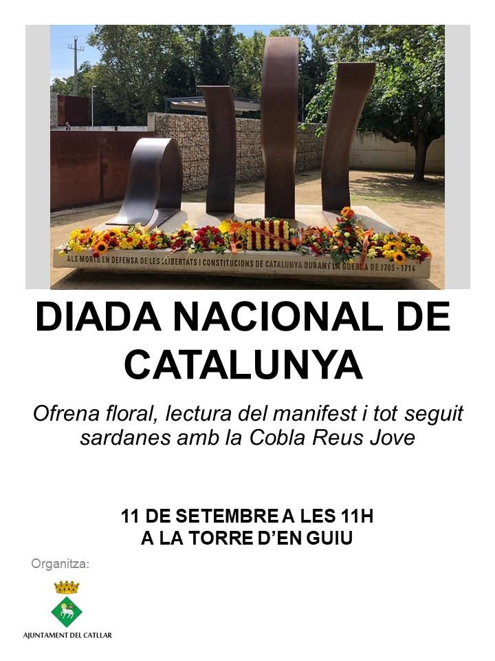 DIADA NACIONAL DE CATALUNYA 11/09/2019