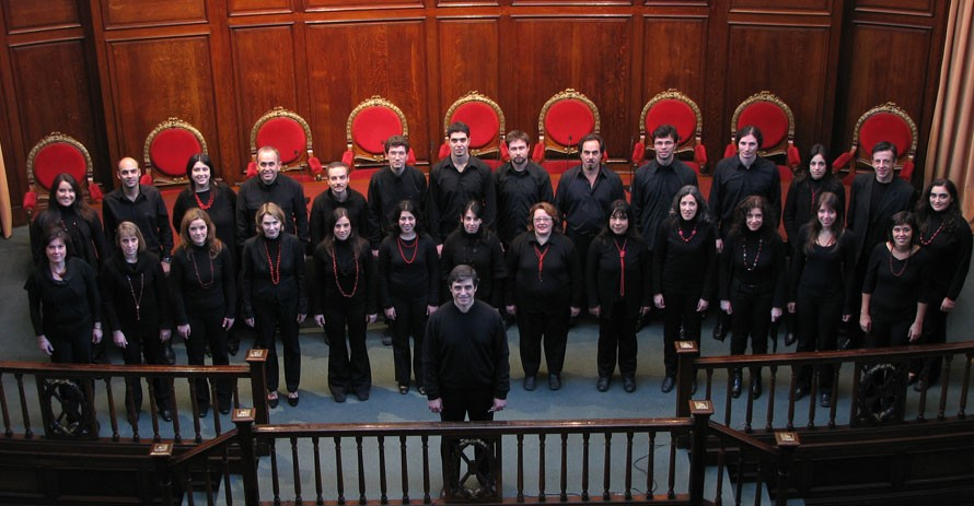 Concert del Coro de la Universidad de la República