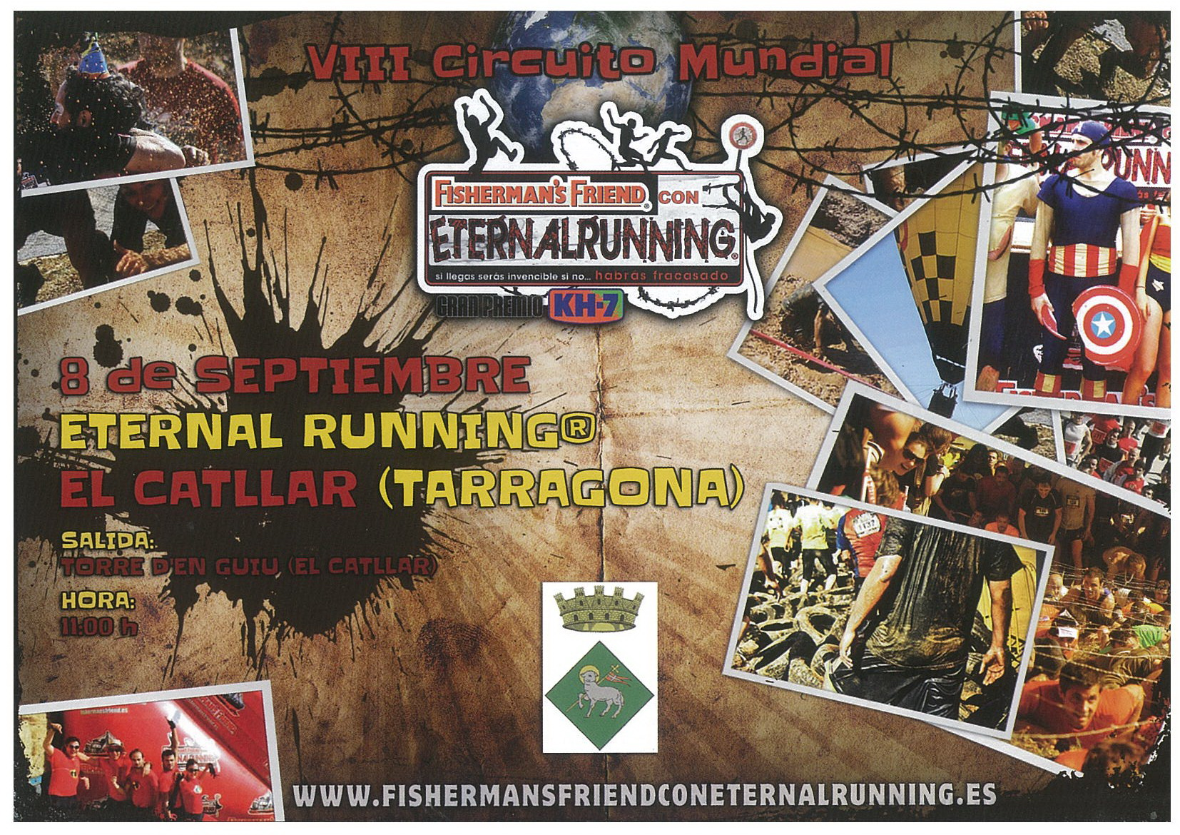 ETERNAL RUNNING 2013