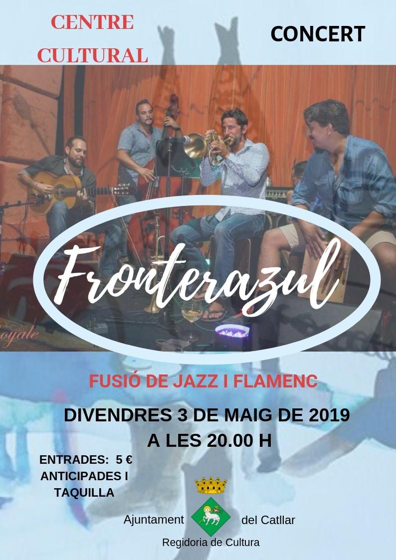 CONCERT DE FRONTERAZUL AL CENTRE CULTURAL