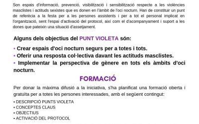 PREVENCIO DE CONDUCTES SEXISTES