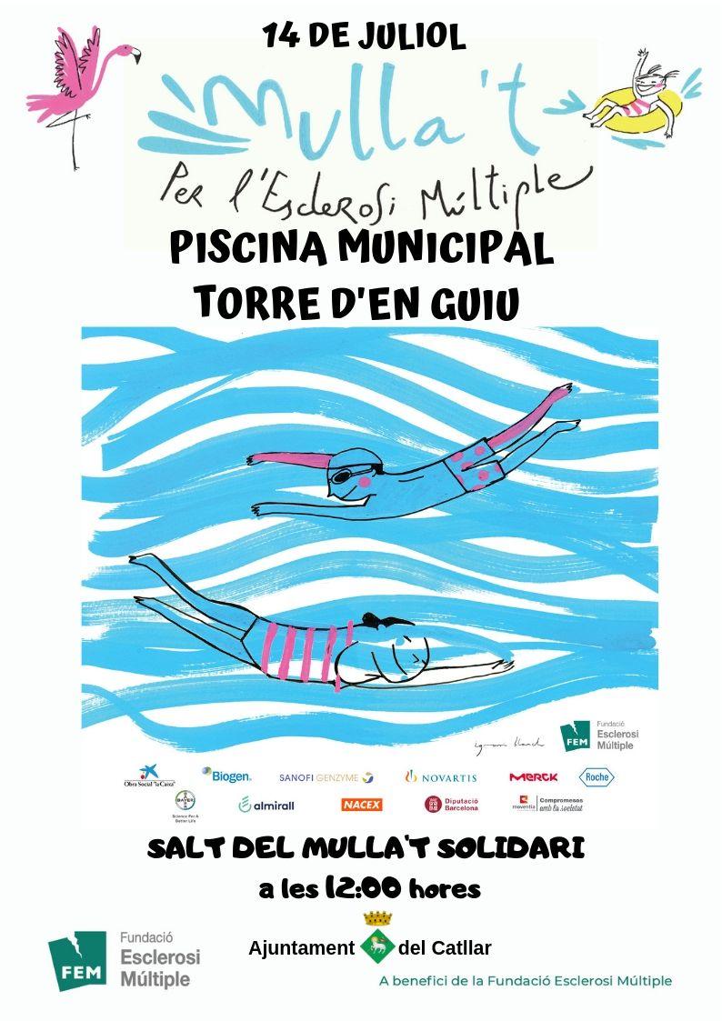 MULLA'T PER L'ESCLEROSI MÚLTIPLE 14/07/2019