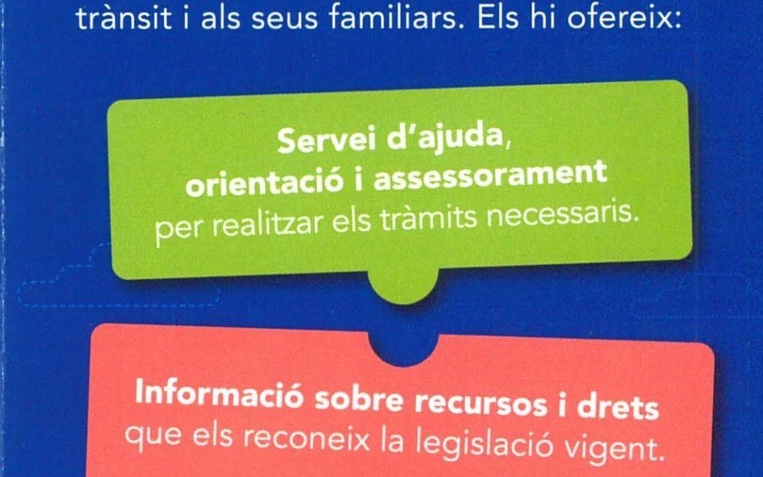 SERVEI D'INFORMACIÓ I ATENCIÓ A LES VÍCTIMES DE TRÀNSIT
