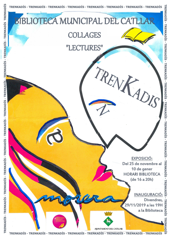 TRENKADÍS EXPOSICIÓ DEL 25/11/2019 AL 10/01/2020 A LA BIBLIOTECA MUNICIPAL
